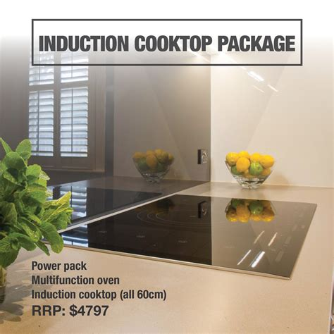 induction cooktop package ikon commercial