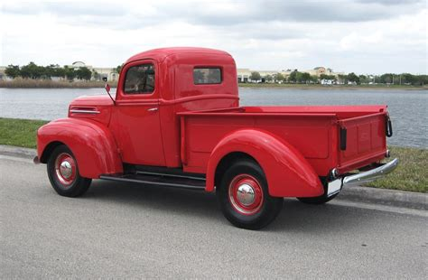 1945 FORD COMMERCIAL 1/2 TON PICKUP   75344