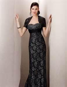 black cap sleeve evening dress evening dresses gallery