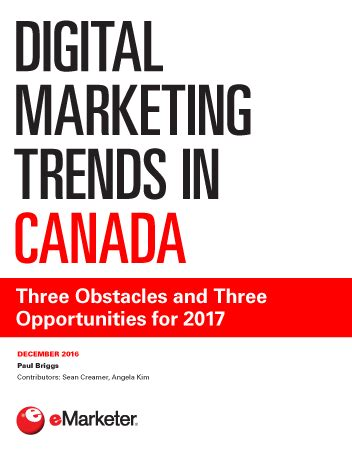 Mba In Digital Marketing In Canada by Reports Data On Marketing Management Trends