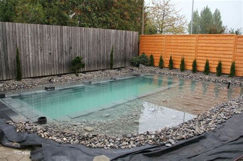 A Guy Did A Diy Swimming Pond In His Backyard Awesome How To Build A Backyard Pool
