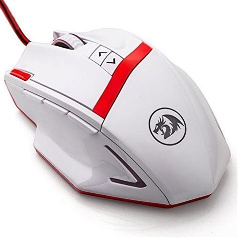 Redragon M801 16400 Dpi Mouse Gaming Original redragon m801 mammoth 16400 dpi programmable laser gaming