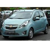 Chevrolet Is Slowly Launching The Spark Subcompact In Select Markets