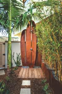 surfboard outdoor shower home design make it memorable custom builder