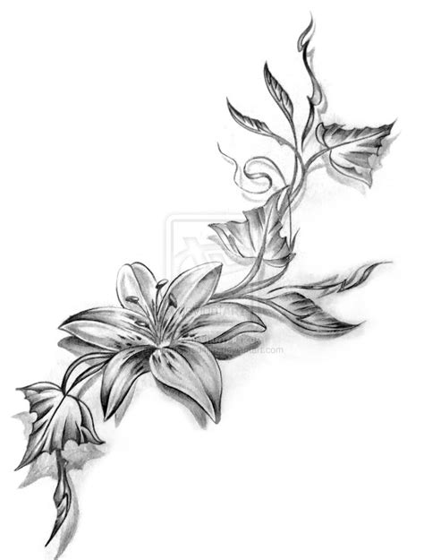 flower tattoo designs free download clip art free clip
