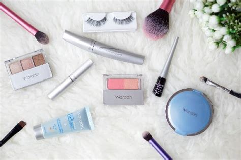 Seperangkat Alat Make Up Wardah tips cara make up wardah yang simpel dan praktis