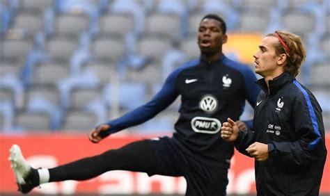 Francia Mundial 2018 Partidos Y Horarios De Clasificaci 243 N Para El Mundial De