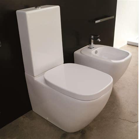 hidra ceramica stand wc mit sp 252 lkasten undmit wc sitz - Klo Und Bidet In Einem