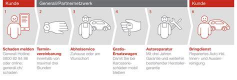 Versicherung Auto Generali by Autoversicherung Abschliessen Generali