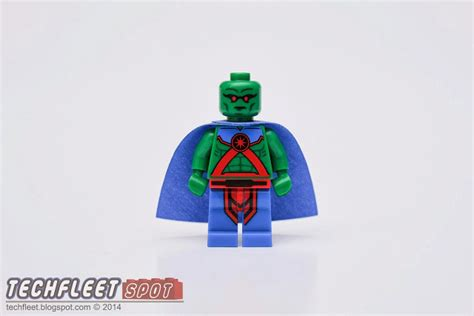 Dijamin Lego Minifigure Martian Manhunter Polybag techfleet spot lego 5002126 martian manhunter promotion polybag