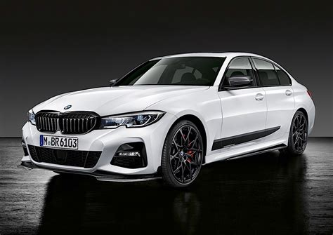 Bmw New 3 Series 2020 by 2020 Bmw 3 Series M Performance Parts Take The Sedan To An