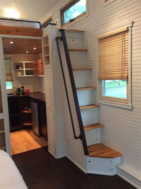 Tiny House 250 Square Feet a 250 square feet including loft tiny house in austin