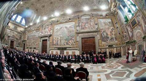 la santa sede il santo padre discurso santo padre francisco al cuerpo diplom 225 tico