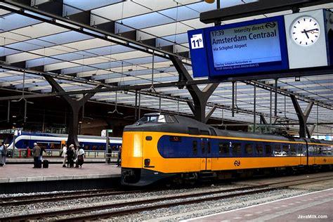 Panduan Hemat Keliling Amsterdam Brussel cara beli tiket kereta eropa