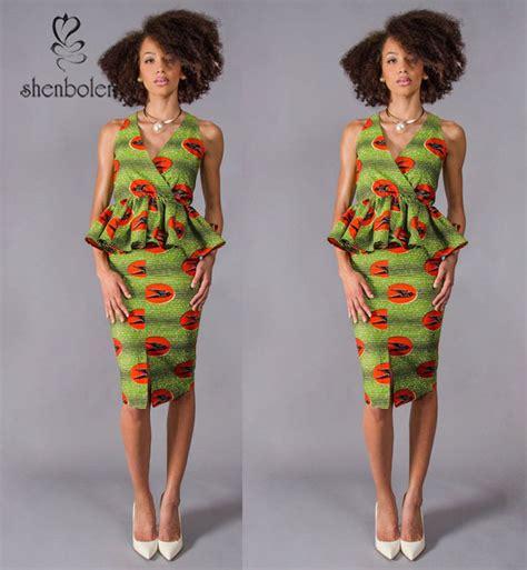 dress african dress modern fashion name