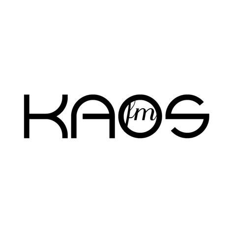 Kaos Fitness World Logo 07 kaos fm logo by tifferini on deviantart