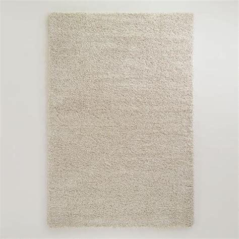 world market shag rug ivory speckled shag rug world market