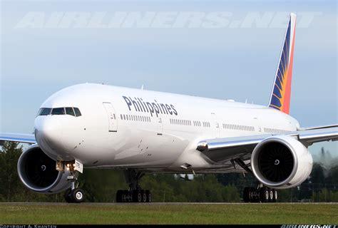 philippine airlines boeing 777 flights boeing 777 3f6 er philippine airlines aviation photo