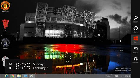 themes for windows 7 manchester united manchester united 2013 theme for windows 8 ouo themes