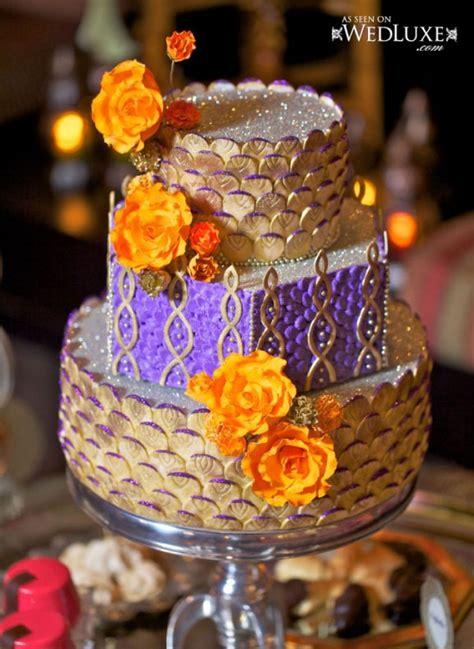 Mediterranean Style Wedding - moroccan wedding cake theme archives weddings romantique