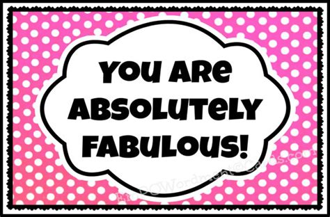 Absolutely Fabulous Fabsugar Want Need 47 by Absolutely Fabulous Quotes Quotesgram