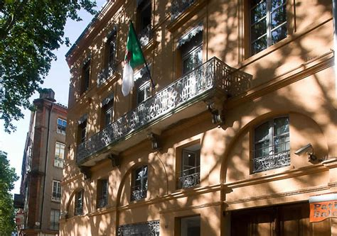 consolato algeria a consulat d alg 233 rie 224 toulouse alg 233 rie news