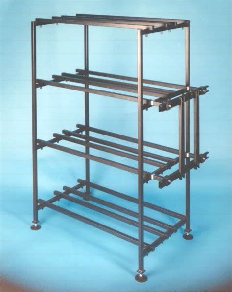 Battery Rack by Battery Rack Systems By Blue Box Batteries