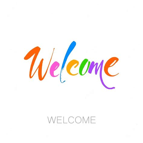 Template Welcome Banner Template Word Welcome Sign Template
