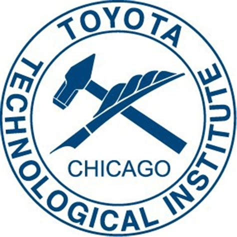 Toyota Technological Institute At Chicago Toyota Technological Institute At Chicago Ttic Tti C