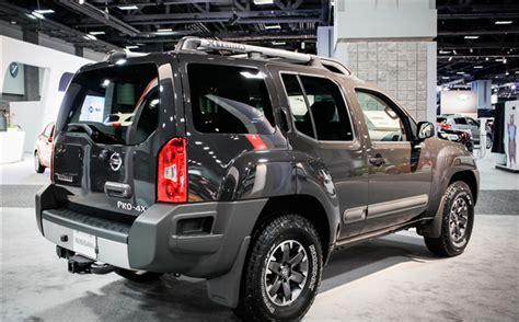 Interior Design Soft by 2018 Nissan Xterra Pro 4x Price Release Date 2018