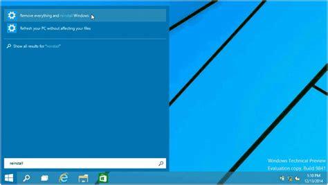 windows resetting error easily restore windows 10 to factory settings fix pc errors