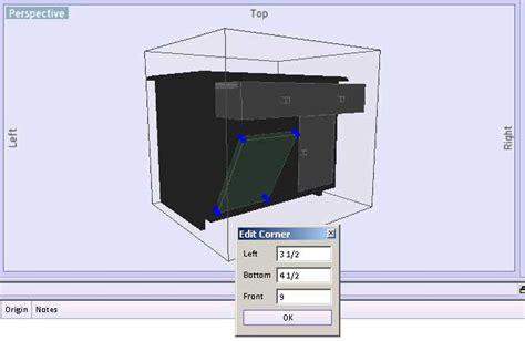 3d cupboard design software