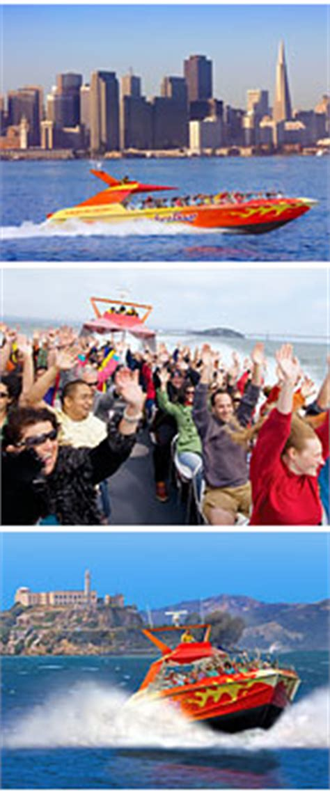 san francisco bay area boat tours san francisco bay rocketboat 30 minute speedboat tour