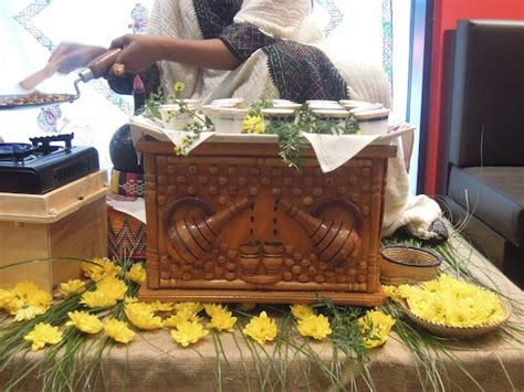 eritrean coffee table for sale drink up the culture at a traditional coffee