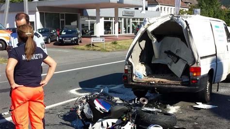 Unfall Motorrad B236 by Bundesstra 223 E B236 Junger Mann Aus Plettenberg 20 Stirbt