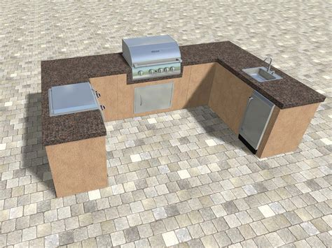 free outdoor kitchen design software new landscape design software