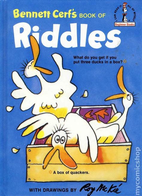 i a book of picture riddles answers comic books in dr seuss beginner books