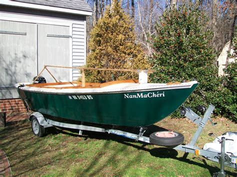 Handmade Canoe For Sale - handmade outboard 2009 for sale for 9 600 boats from