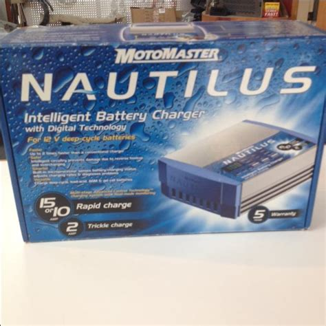 west marine battery charger codes nautilus intelligent battery charger new in box comox