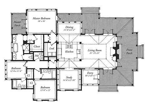 house plans new new tideland southern living house plans