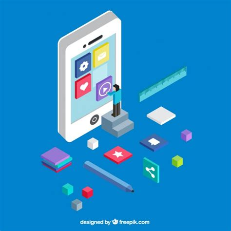 mobile user experience mobile user experience vector free