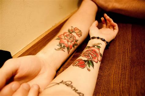 boyfriend and girlfriend tattoo designs 20 boyfriend and tattoos sheideas