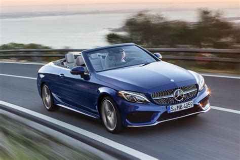 mercedes c 300 mercedes c300 cabriolet and s500 cabriolet launched in india