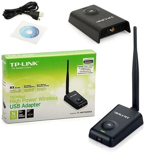 150mbps High Power Wireless Usb Adapter Tl Wn7200nd 150mbps High Power Wireless Usb Adap End 9 26 2015 3 15 Pm