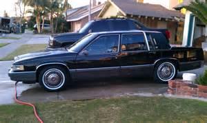 1989 Sedan Cadillac Mchairez 1989 Cadillac Specs Photos Modification