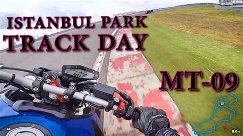 intercity istanbul park motosiklet pist guenue yamaha mt