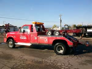 1997 ford f350 4 215 4 440 wrecker tow truck mid