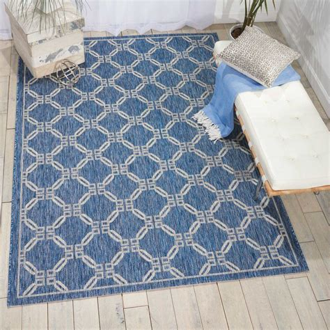 cochrane denim indooroutdoor area rug indoor outdoor