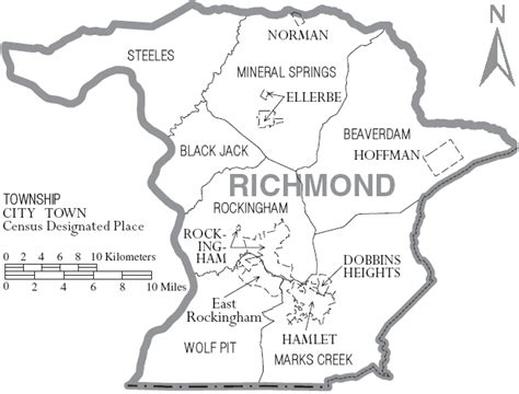 Richmond County Court Records Richmond County Carolina History Genealogy Records Deeds Courts Dockets