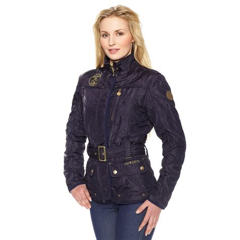 Quilted Clothing by Gersemi Molly Quilted Jacket